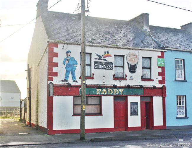 Paddy's Pub, Cloghan, Offaly