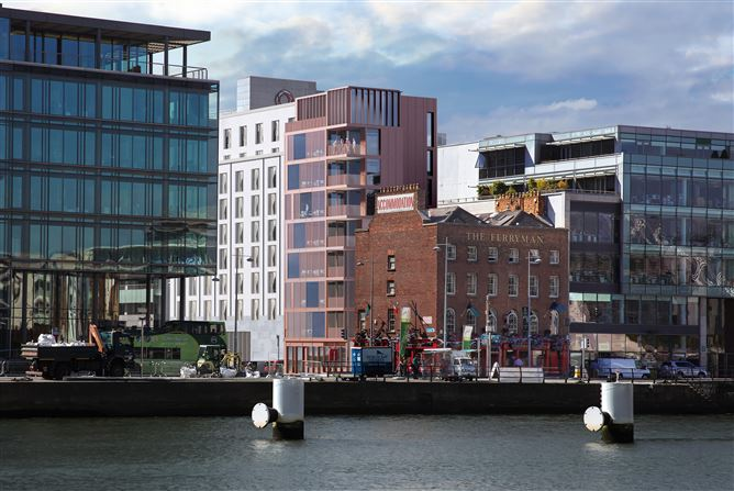 Main image for One Cardiff Lane, South City Centre, Dublin 2