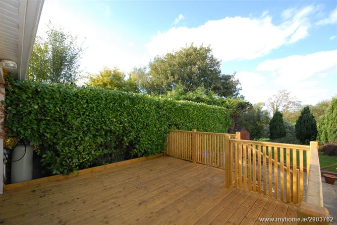 Kilkenrick place tully west kildare residential for Garden decking kildare