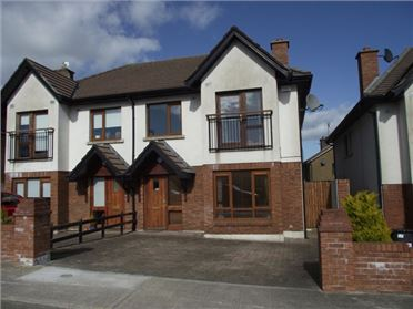 95 Rossmore Avenue, Newtownmountkennedy, Wicklow