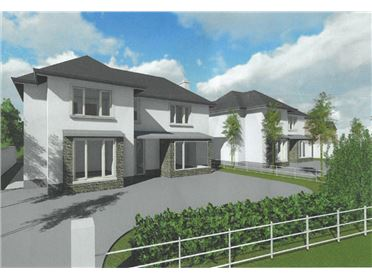 Photo of Ready To Go Site With Planning For Two Detached Homes, Dublin Road, Celbridge, Kildare