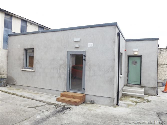 Office To Rear 38 Manor Street, Stoneybatter, Dublin 7