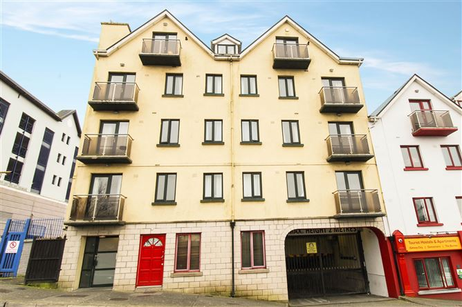 Apartment 13, Amhra House, St Brendans Avenue, Woodquay, Co. Galway