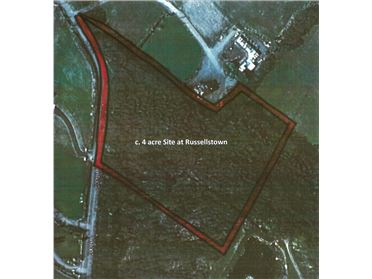 Photo of Site @ Russellstown, Carlow, (Subject to PP), Palatine, Carlow