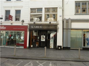 Main image of Karls Hairdressing Salon, No. 50 Michael Street, Waterford City, Waterford