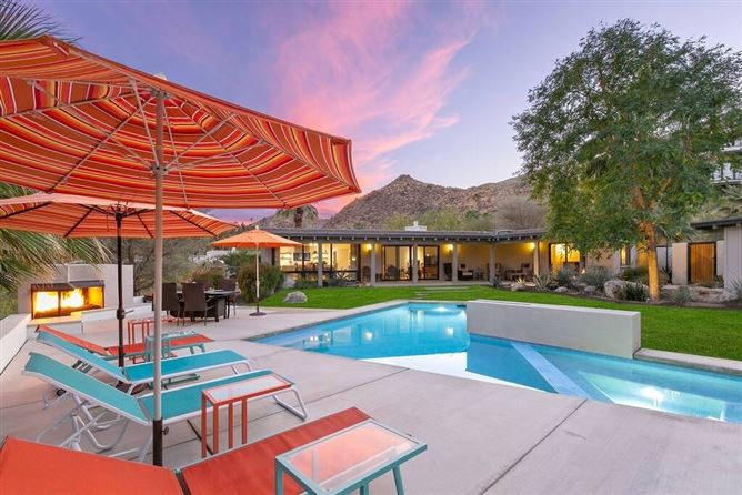 Main image for A Lodge Under Sands,Palm Springs,California,USA