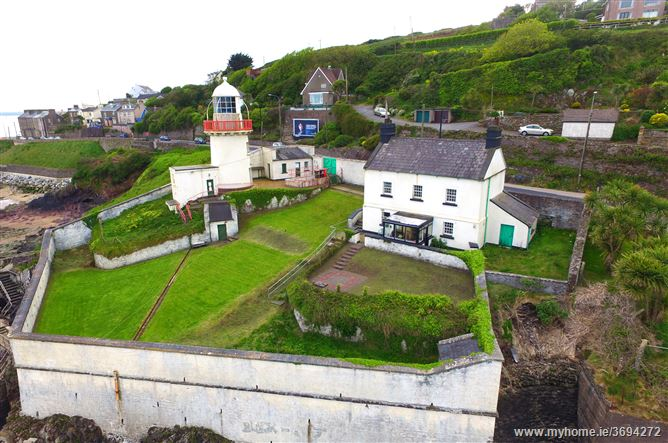 The Light Keeper's House,Lighthouse Road, Youghal, Cork, Youghal, Cork