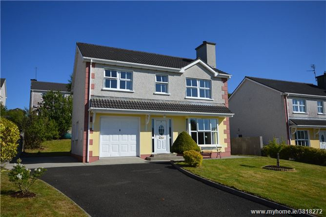 4 Glenoughty Close, Letterkenny, Co Donegal, F92 T8X0
