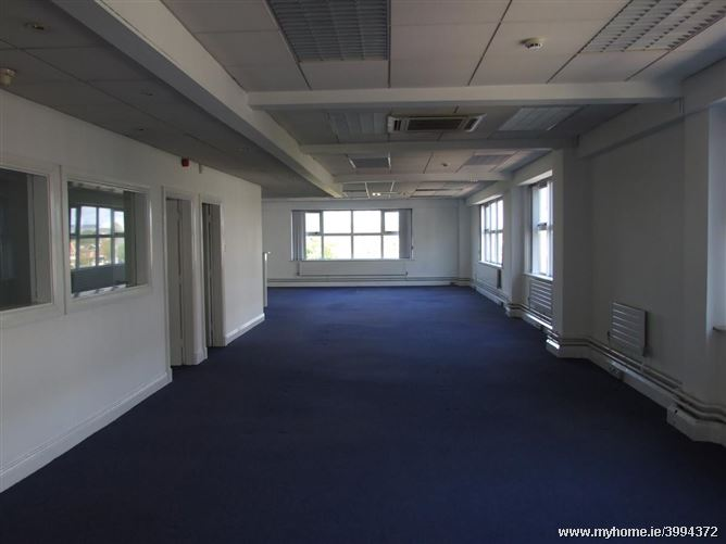 Open Plan Office , Enclosed Office , The Park House, ArthursQuay Limerick