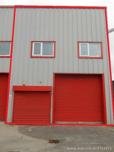 Unit 12, Lee Park Industrial Estate, Togher, Cork