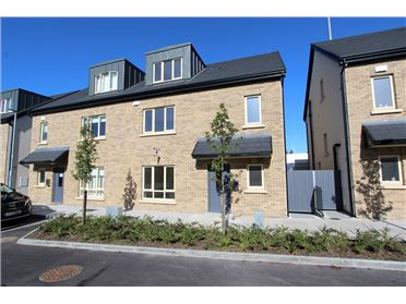 Main image for House Type D, Newlands Grove, Knockmeenagh Lane, Newlands, Clondalkin, Dublin 22