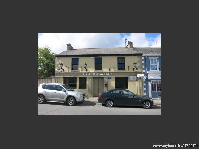 McKnights Bar and Lounge, Main Street, Cappamore, Co. Limerick