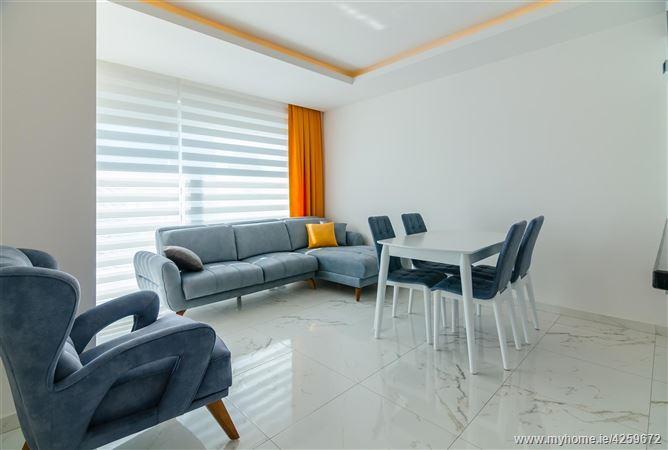 A 40 Elite Life 4 Residence Alanya, Antalya, Turkey