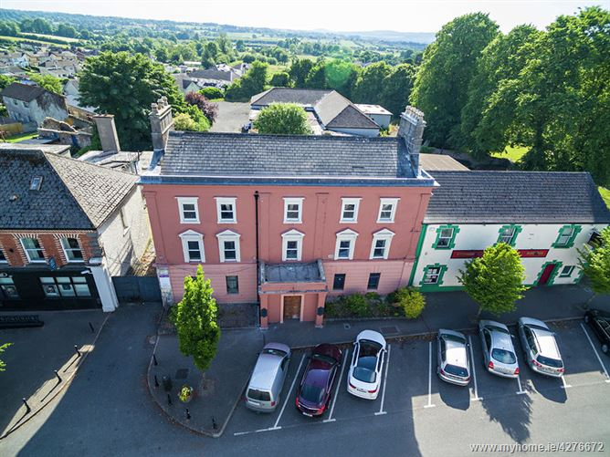 The Naper Arms Hotel, Oldcastle, Meath