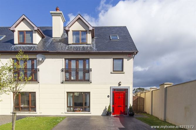 6 The Mews, Castlerock, Midleton, Cork