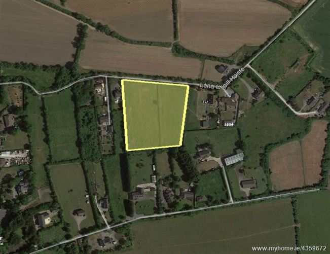 Main image for Lands extending to 1.285 zoned RC at Kilhedge Lane, Lusk, County Dublin