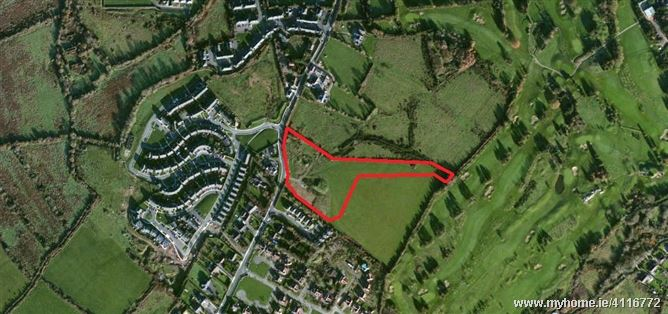 Whiterock Hill 4.46 Acres, Wexford Town, Co. Wexford