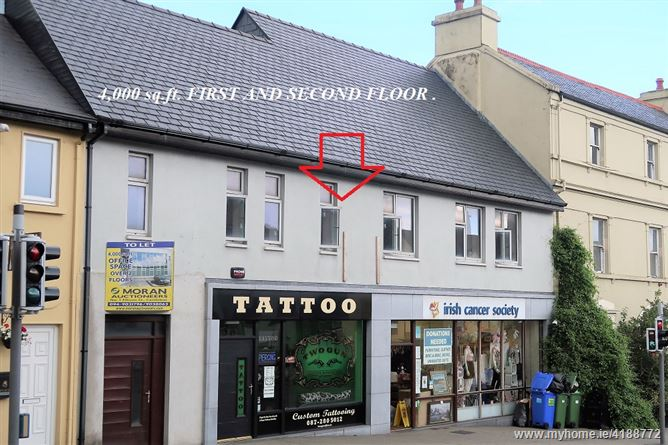 Ellison House,Ellison Street, Castlebar, Mayo
