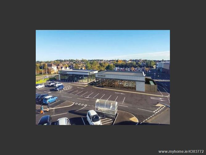 Main image for New Drive Thru/Retail Pod Opportunity, Bloomfield Shopping Centre & Retail Park, Bangor