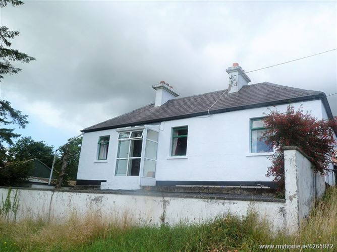 Hillside Cottage and c.6.5 acres,  Craggagh, Balla, Castlebar, Mayo