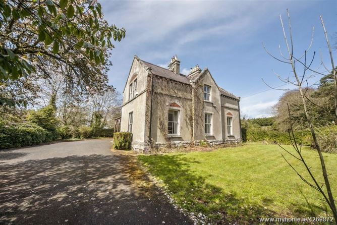 'The Old Rectory',Residential Development Site c. 5 Acres/ 2 HA., Kilbride Road, Blessington, Wicklow