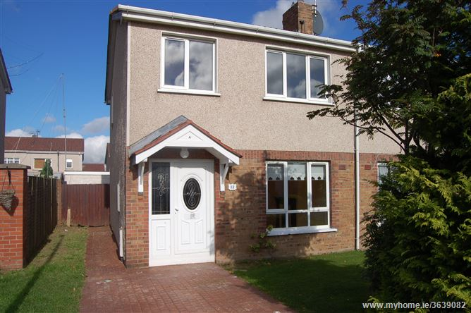 81 Cedarfield Drogheda Louth Dng Brady Douglas Newman Good Residential