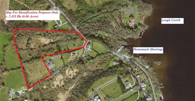 Main image for Plot A Derrymoyle, Glann Road, Oughterard, Galway