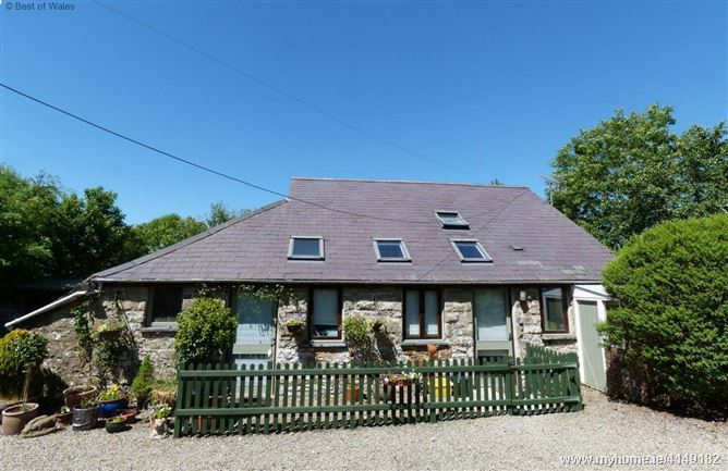 Stone Barn Cottage,Llandysul, Ceredigion, Wales