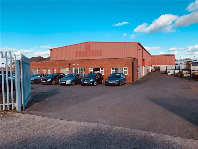 Main image for Warehouse/Office Unit c. 702 Sq.M. / 7, 563 Sq.Ft, Tullow, Carlow