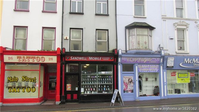 27  Main Street, Tipperary, Co Tipperary, E34 PP79