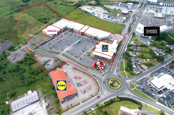 Centre Point Retail Park, Circular Road, Roscommon, Roscommon
