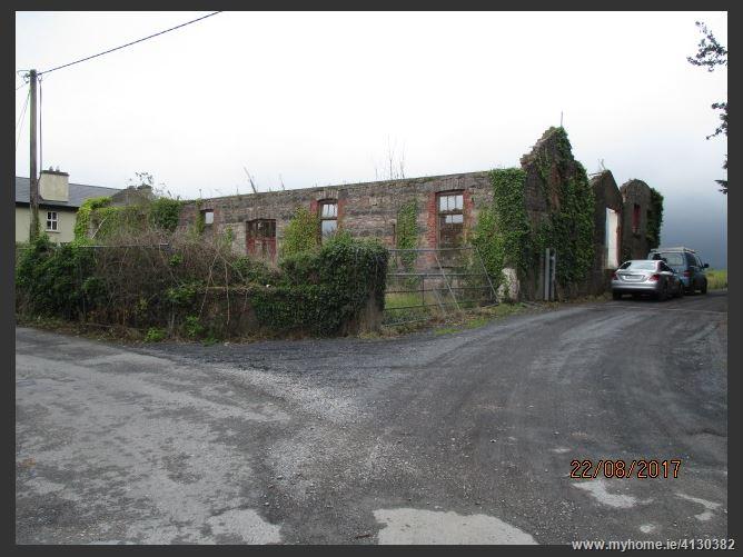 Photo of Old Creamery Premises at Knockaneduff, Solohead, Monard, Tipperary