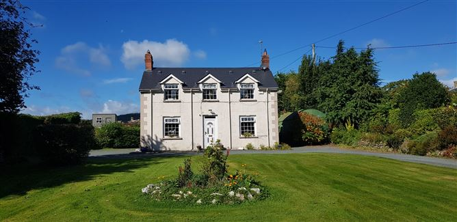 Main image for Woodview House, Mount Saint Benedict, Gorey, Wexford