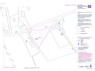 Photo of C. 1.087 Acre Site, Bolart, Clara, Offaly