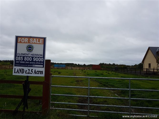 c. 2.1 acres, Allenwood, Kildare