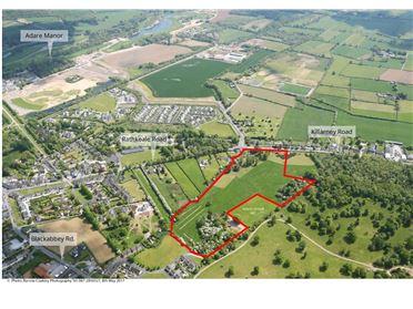 Photo of 7 ha (17.29 Acres), Development Land, Adare, Limerick