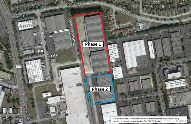 Phase 1 & Phase 2, Airton Road, Tallaght, Dublin 24