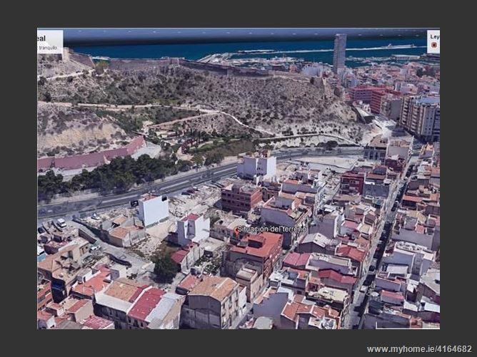 Calle, 03004, Alicante / Alacant, Spain