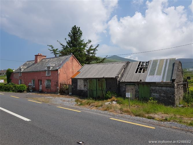 Ref 774 - Old House, Ohermong, Caherciveen, Kerry