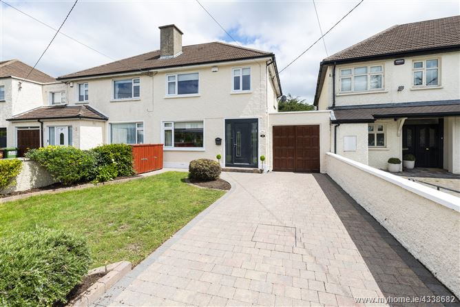 45 Cedarmount Road, Mount Merrion, County Dublin