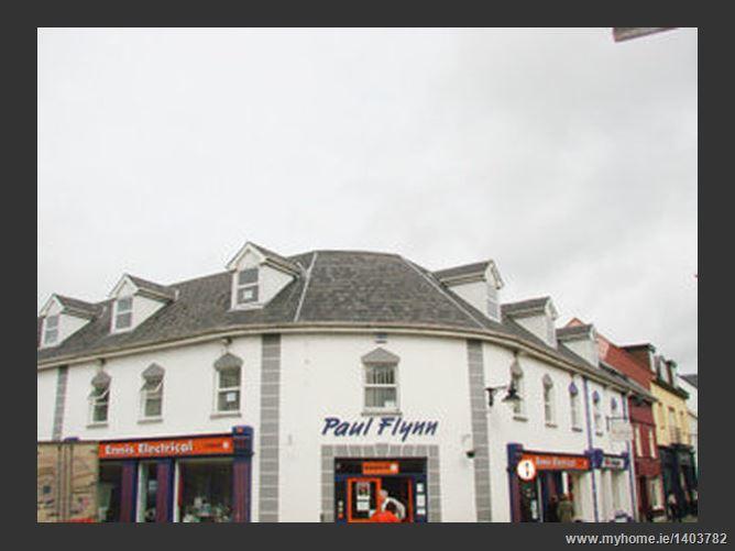 1st & 2nd Floor Unit, Parnell Street, Ennis, Co. Clare