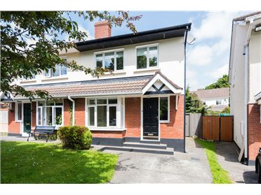 Main image of 3 Glencairn Walk, Leopardstown, Dublin 18