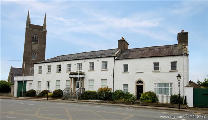 Downshire House Hotel on c. 1.8 Acres/ 0.72 HA., Main Street, Blessington, Wicklow