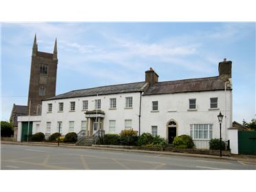 Photo of Downshire House Hotel on c. 1.8 Acres/ 0.72 HA., Main Street, Blessington, Wicklow