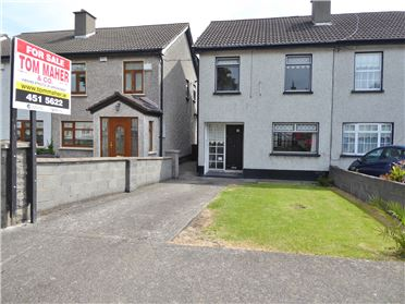 Main image of 45, Parkhill Avenue, Kilnamanagh,, Tallaght, Dublin 24
