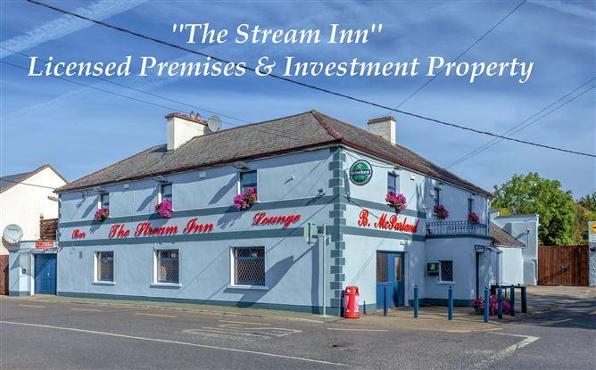 "Main image for ""The Stream Inn"" Licensed Premises & Investment Property, Calverstown, Kilcullen, Kildare"