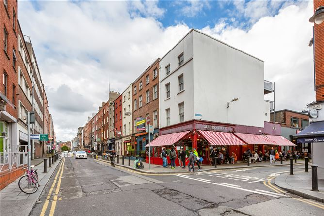 Main image for Apt 2 1 Chatham Row, South City Centre, Dublin 2