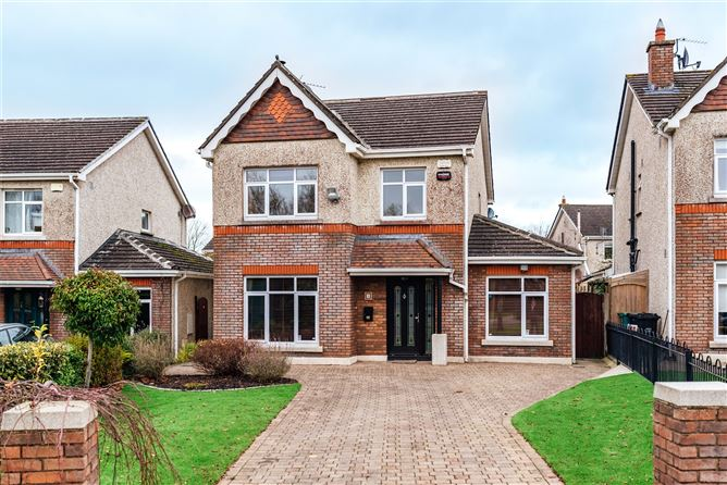 5 The Lawns, Johnstown Manor, Johnstown, Naas Co Kildare, W91 YX95