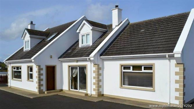 Cluain Mor House - Portsalon, Donegal