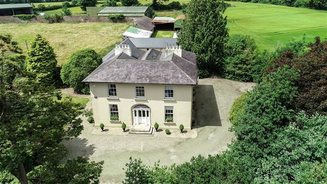 Main image for Monfin House, Monfin, Enniscorthy, Wexford
